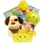 Cheerful Kids Boredom Buster Basket for Boys and Girls