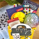 Boredom Buster Get Well Gift Box for Men and for Women