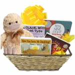 Caldecott Winners Baby Book Basket