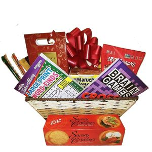 Chicken Soup Comforting Get Well Gift Basket