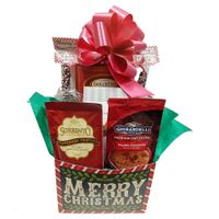 Cookies and Cocoa Christmas Gift Box