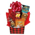Mad for Plaid Gift Box with Book