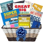 Gift Basket for Book Lovers A Food Free Gift