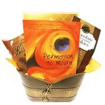 Permission to Mourn Sympathy Gift Basket for Loss