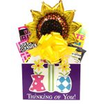 Thinking of You Gift Basket for Her