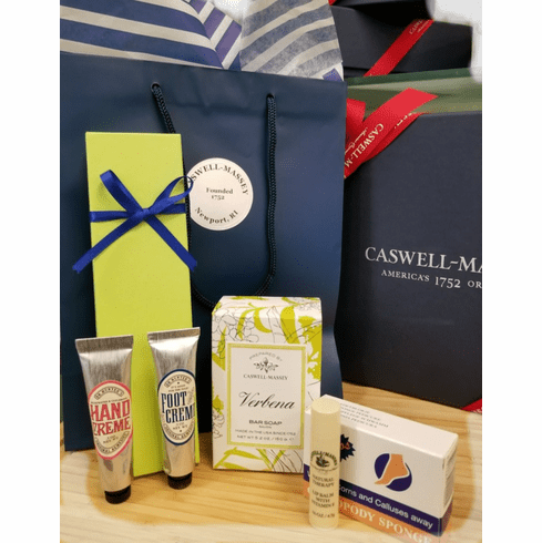 Caswell-Massey Head-to-Toes Gift Bag