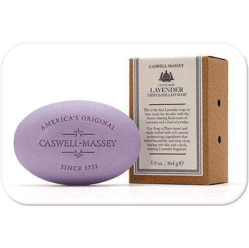 Caswell Massey Lavender Soap Bar