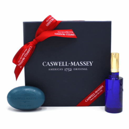 Caswell Massey Newport Cologne and Soap Gift Set