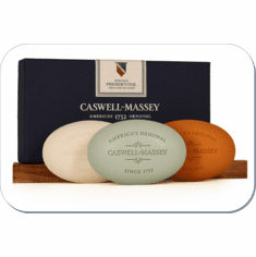 Caswell Massey Presidential Soap Set