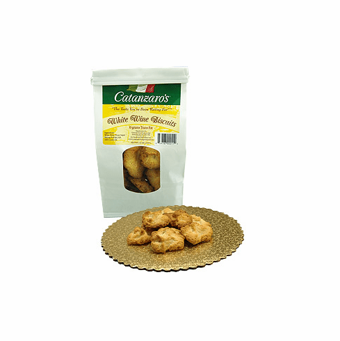 Catanzaro's White-Wine Biscuits