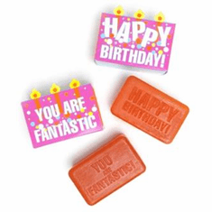 Happy Birthday! Soap Bar, 9oz