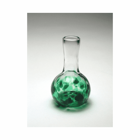Henrietta Glass - Kate's Green Mom's Little Vase