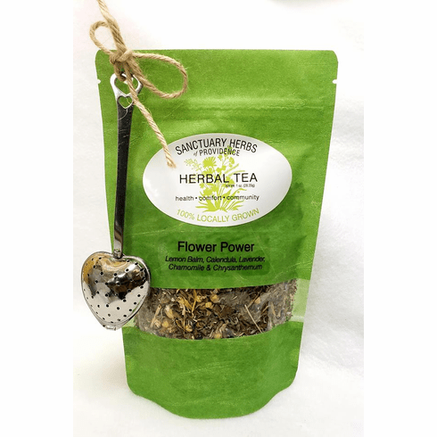 Herbal Tea by Sanctuary Herbs of Providence