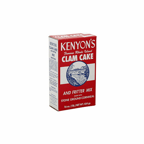 Kenyon's Clamcake and Fritter Mix 1 lb
