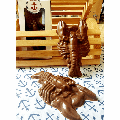 Newport Candy Co. Chocolate Lobster, Half-Pound