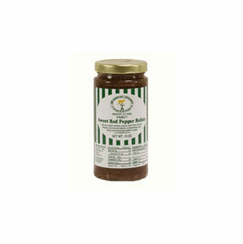 Newport Creamery Sweet Pepper Relish, 10oz