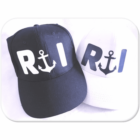 Rhode Island Anchor Caps