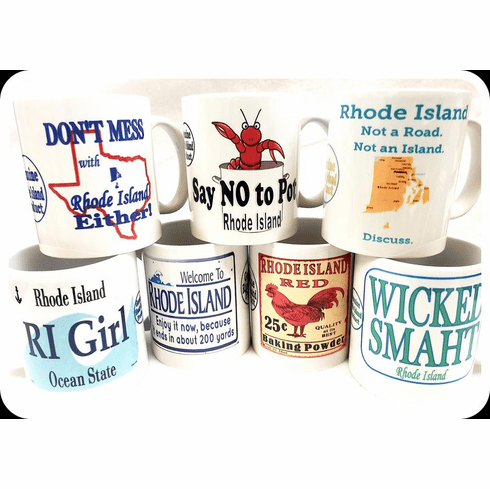 Rhode Island Coffee Mugs