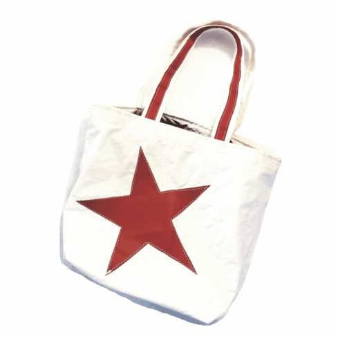 RI Sail Cloth Star Tote