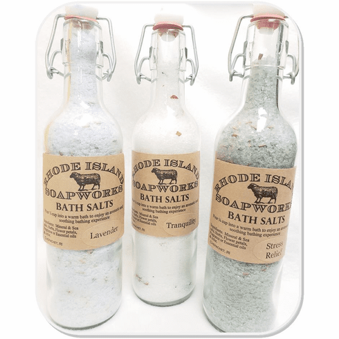 RI Soapworks Bath Salts