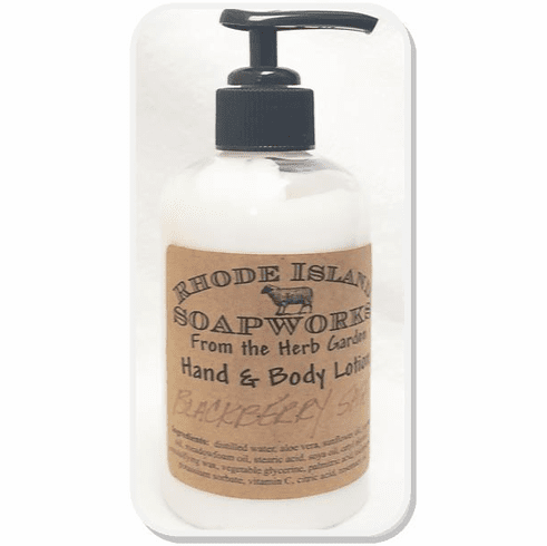 RI Soapworks Hand and Body Lotion