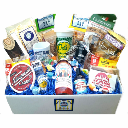 The Ultimate Rhode Island Gift Basket
