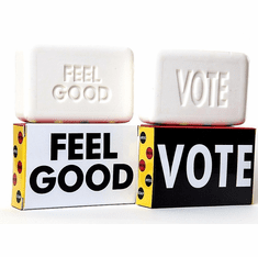 Vote Soap, 5.3oz Bar