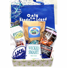 Wicked Local Gift Basket