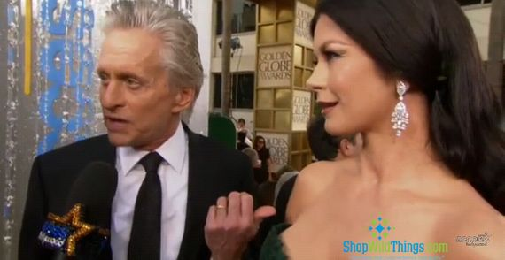 Access Hollywood Michael Douglas Interview