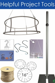 Tools & Accessories- Project Helpers