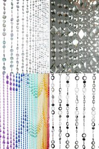 Acrylic Beaded Curtains & Drapes, 100's of Styles!