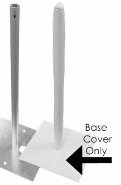 "Coming Soon! Base Cover 18"" x 18"" - Poly Premier Fabric"