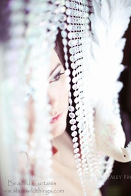 Beaded Curtains for Photographers