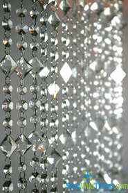 High Grade Acrylic Beaded Curtains & Strands