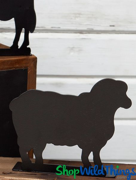 COMING SOON! Blackboard - Lamb Metal Chalkboard Sign
