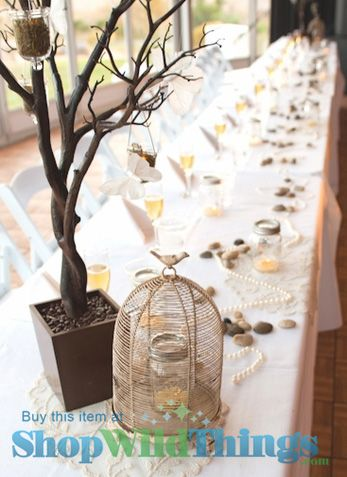 Centerpieces with Party Potential Setting the Scene for Your Summer Fling