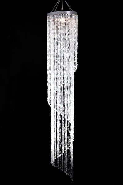 Chandelier Celebration Chelsea - Crystal Iridescent - 6 ft