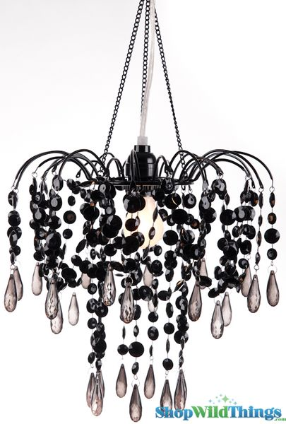 Chandelier Giana - Black