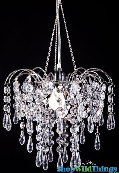 COMING SOON! Chandelier Giana - Crystal Clear