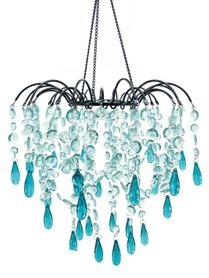 Chandelier Giana - Ocean Blue