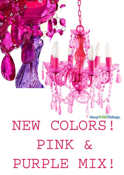 Chandelier Gypsy Posh Princess - Small 6 Lights - Hardwire