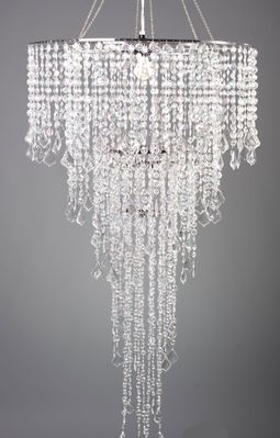 Chandelier Set Crystal Iridescent Shopwildthings Com