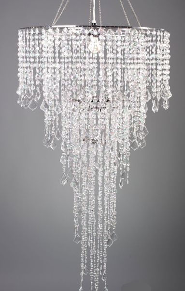 COMING SOON! Chandelier SET Anastasia - Crystal Iridescent