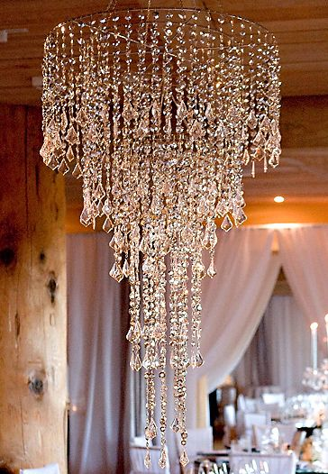 COMING SOON! Chandelier SET Anastasia - SILVER