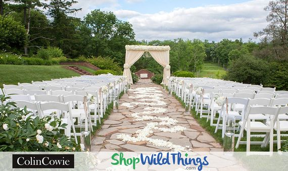 Colin Cowie's Outdoor Wedding Magic