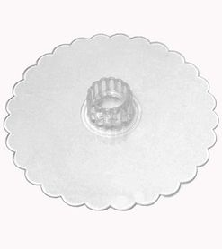 "Create Your Cake Stand - 6"" Acrylic PLATE"
