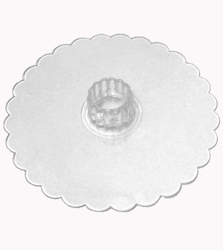 "COMING SOON! Create Your Cake Stand - 8"" Acrylic PLATE"