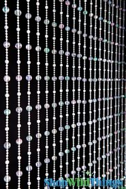Disco Balls Beaded Curtains, Ornaments & Garlands