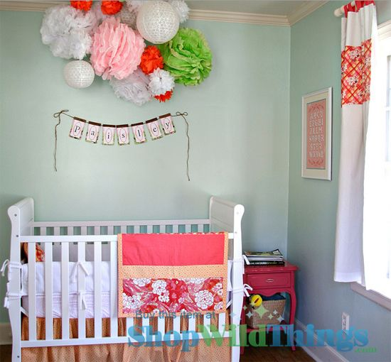 Divine Nursery Design|A Little Girl's Room With Room to Grow