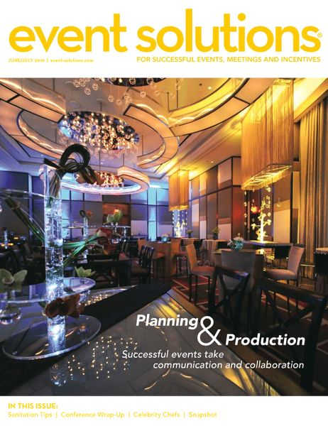 Event Solutions - ShopWildThings featured in June/July Magazine!